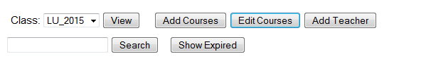 Edit-Courses