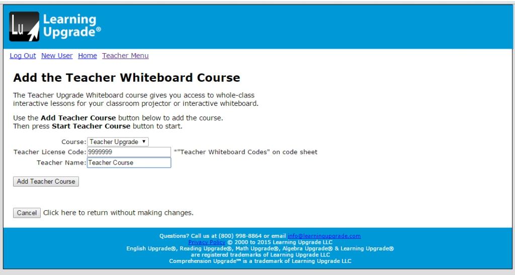 Add-Course